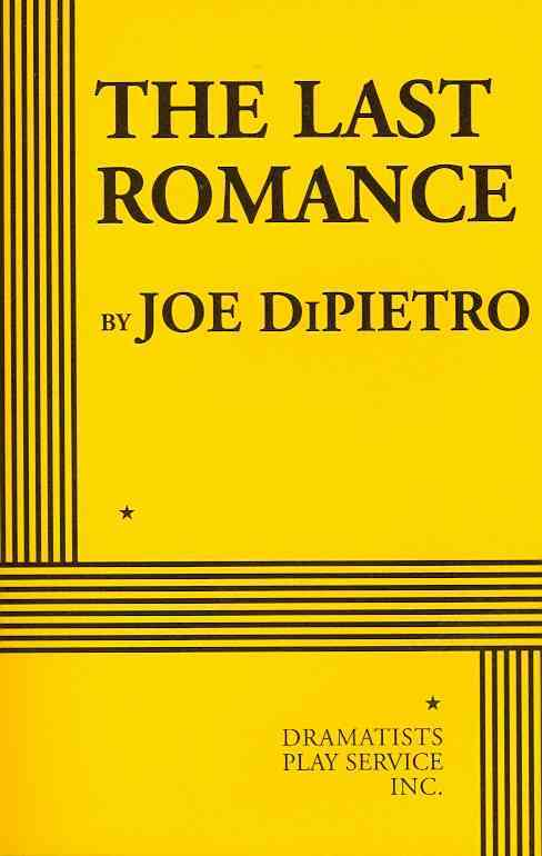 The Last Romance By Di Pietro, Joe